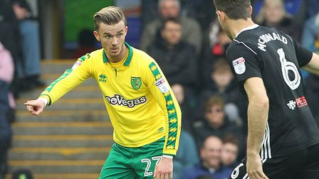 James Maddison is ready for a summer of transfer speculation. Picture: Paul Chesterton/Focus Images