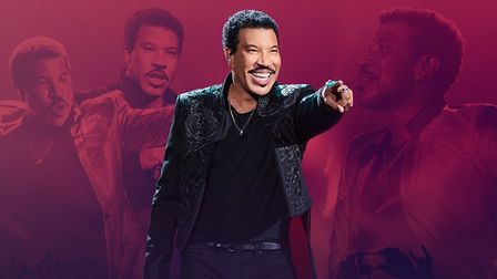 Lionel Ritchie 'All The Hits' will be at Holkham Hall on June 24. Photo: Dawbell PR
