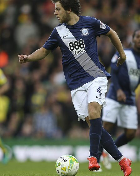 Ben Pearson has been one of Preston's top performers this season. Picture: Andy Kearns/Focus Images