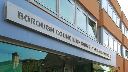 West Norfolk council's offices in King's Lynn. Picture: Ian Burt
