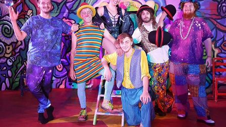 Foolhardy Circus' new show Whoops! is celebrating the 250th anniversary of circus.The show is being