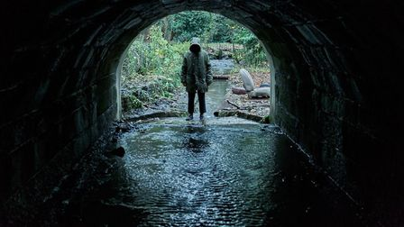 Jeremy Dyson directs Andy Nyman's Ghost Stories. Photo: Lionsgate Films/Warp