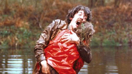 Donald Sutherland in Don't Look Now. Photo: British Lion Films