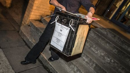 Norwich and Great Yarmouth will go to the polls next month. Picture: Matthew Usher.