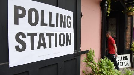 Norwich will go to the polls on May 3. Photo : Steve Adams