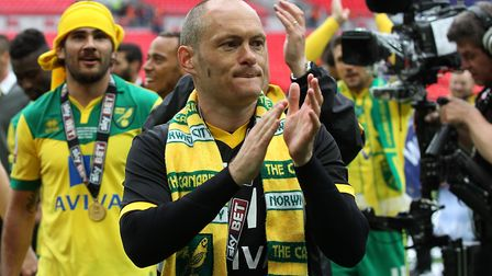 Neil will always be remembered for taking the Canaries to Wembley for the first time in 30 years. Pi