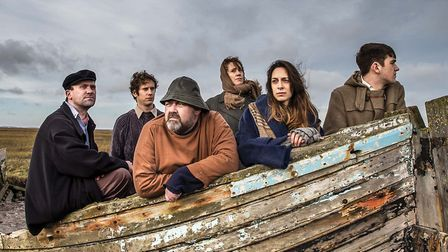 Stage play of Salt is touring Norfolk. Photo: fEast Theatre