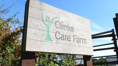A charity football match is being held to raise funds for Clinks Care Farm. Picture: Archant.