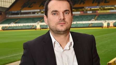 Sporting director Stuart Webber has brought City's contract situation under control. Picture: Denise