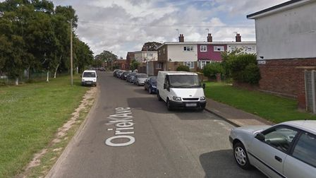 Firefighters have tackled a blaze at a home in Gorleston-on-Sea this morning. Photo: Google.