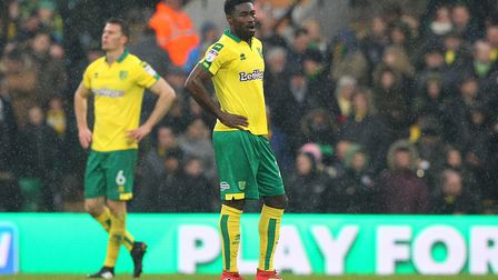 Alex Tettey could come back in after sitting out the defeat at Loftus Road. Picture: Paul Chesterton