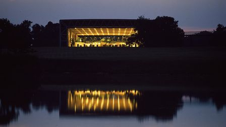 The Sainsbury Centre for Visual Arts. Picture: Foster + Partners/ Ken Kirkwood