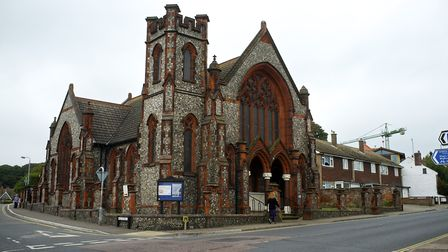 Cromer Methodist church wants to convert part of the main hall into a homeless pod, day centre and p