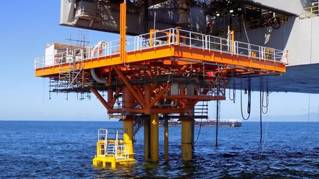 Offshore engineering firm Aquaterra Energy, based in Norwich, has installed a Sea Swift platform in