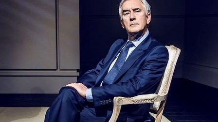 Denis Lawson, who plays Marc in the new touring production of ART