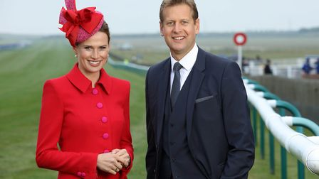 Ed Chamberlin and Francesca Cumani present exclusive coverage of the Grand National Festival live fr