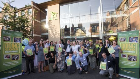 Nottingham Building Society (The Nottingham) has launched the Grants for Goods scheme for a second y