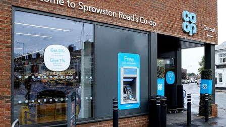 The Sprowston Road Co-Op store in Norwich. Picture: Jason Bye