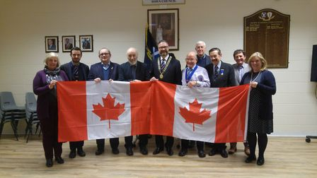 Thorpe St Andrew has become twinned with St Andrews in New Brunswick, Canada. Photo: Thorpe St Andre