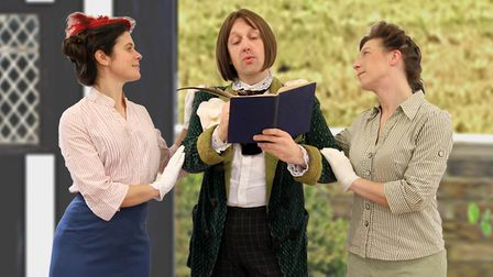 East Norfolk Operatic Soceity will perform Patience. Photo: East Norfolk Operatic Society