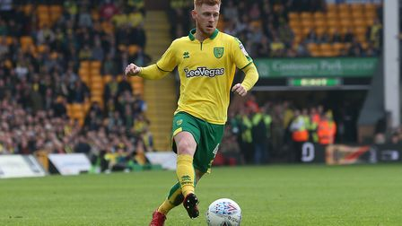 Could Harrison Reed's spell at Norwich City be coming to an end? Picture: Paul Chesterton/Focus Imag