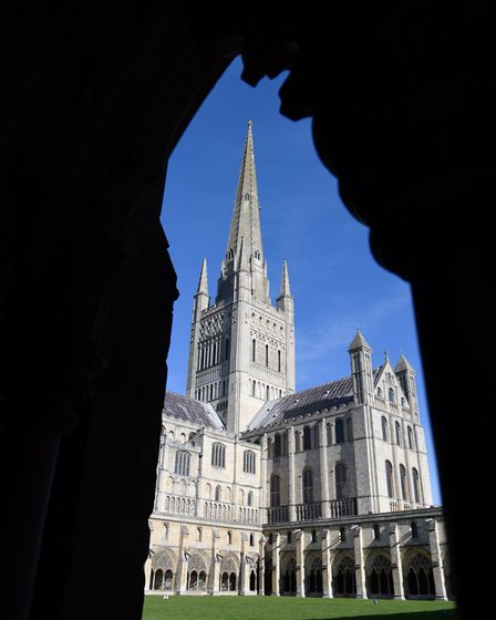 Norwich Cathedral. Photo: Steve Adams