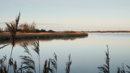 Horsey Mere day time Picture Christopher Hill - Chill Photography