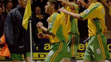 Youssef Safri lights up Carrow Road with his stunning goal in Norwich City's Premier League victory