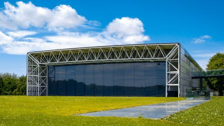 Still at the cutting edge: the Sainsbury Centre. Picture: Andy Crouch