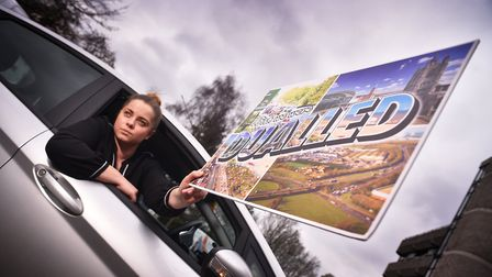 People are being urged to back our campaign to get the A47 dualled. Picture: ANTONY KELLY