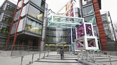 Channel 4 headquarters in Horseferry Road, London. Picture: Philip Toscano/PA