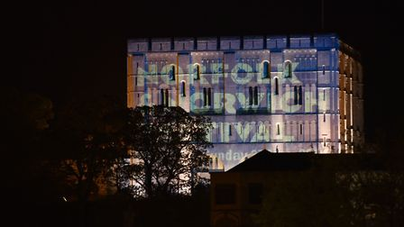 French company Transe Express led crowds through the city on a very special journey to celebrate the