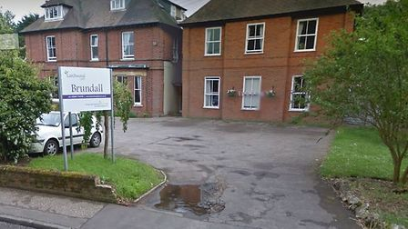 Brundall Care Home. Picture: Google