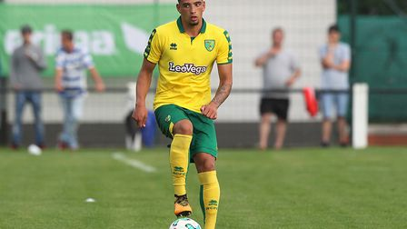 Norwich City midfielder Ben Godfrey has genuinely impressed during his season loan at League One Shr