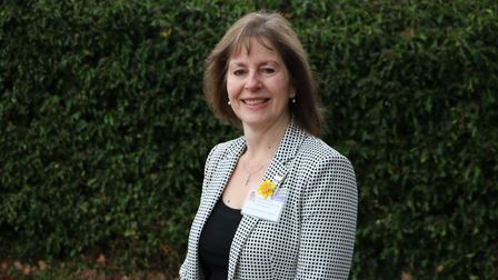 Mary Jane Edwards, chief executive of the Diocese of Norwich Education and Academies Trust (DNEAT).