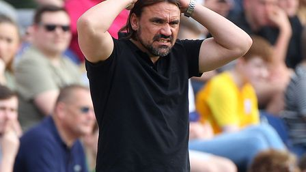 Daniel Farke was Stuart Webber's first choice to become City's head coach. Picture: Paul Chesterton/