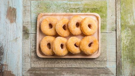Make mini doughnuts for National Doughnut Week. Picture: Getty Images/iStockphoto/Teen00000