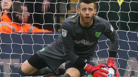 The Manchester City loanee kept a supern 15 clean sheets in a season long spell at Norwich City. Pi
