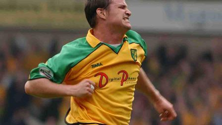 Phil Mulryne scored 20 goals in 178 games for Norwich City. Picture: Archant library