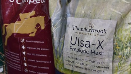 Thunderbrook Equestrian produces organic and nutritionally balanced feed and supplements for animals