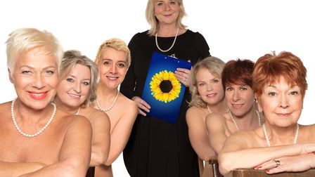 Calendar Girls The Musical is among the new shows announced for Norwich Theatre Royal.Photo: John Sw