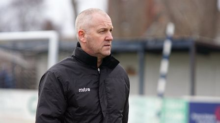 Dale Brooks has resigned as Lowestoft Town manager Picture: Shirley D Whitlow