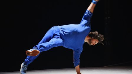 Shift is the latest show from circus company Barely Methodical Troupe. It is being performed for the