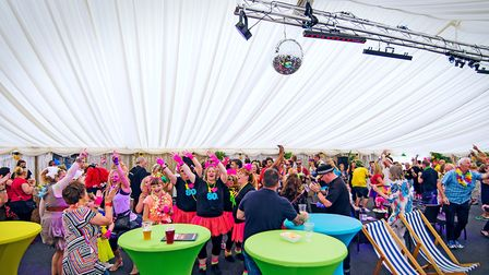 Club Tropicana will welcome its VIP guest for the the second year on May 26