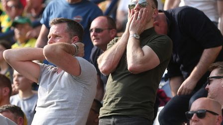 At least the traveling Norwich City fans got to enjoy some sunshine, as their side earned a draw at