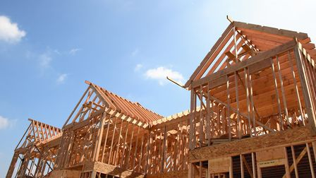 Using a timber frame could be the best way to build a house, says Joe Pattinson, Newbury New Homes