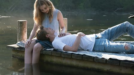 Angourie Rice as Rhiannon and Colin Ford as Xavier in Every Day. Photo: Vertigo Releasing/Peter H St