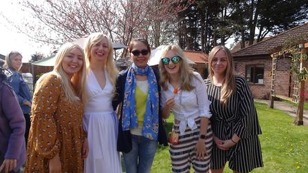 Ashfields care home in Rackheath, Norwich recently welcomed the local community for a retro themed o