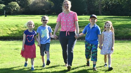 A new children's summer holiday camp called Endeavour Holidaycare is starting this year at Caistor H