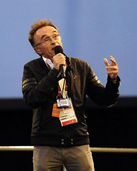Danny Boyle is directing the film. Picture PA Wire/Press Association Images